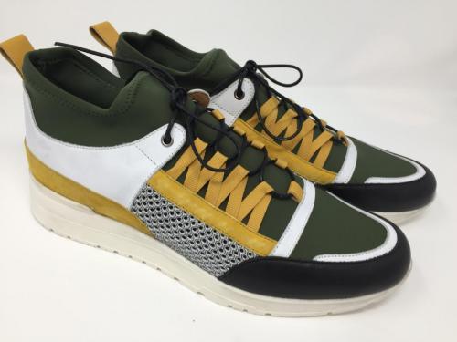 Sneaker grün gelb, 139.90 jetzt 110.-