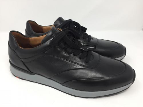 Hochwertiger Sneaker schwarz Gr. 46 und 47, 139.- jetzt 69.95