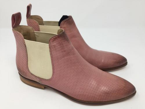 Chelsea Boots rose Gr. 37,39,40,42, Sale 125.-