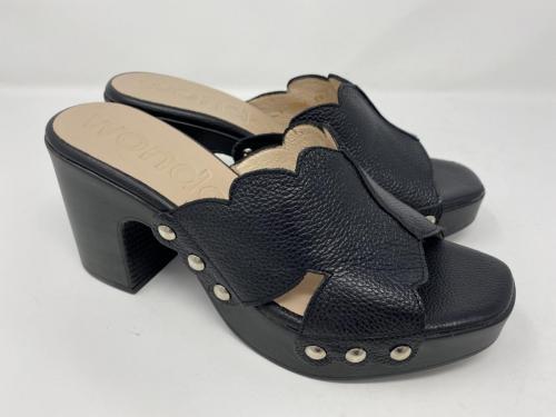 Plateau Pantolette schwarz Gr. 35 - 41, 110.-Größe 36 ausverkauft