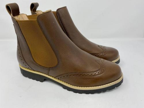 Chelsea Boots naturbraun Gr. 40,  155.- jetzt 77.50