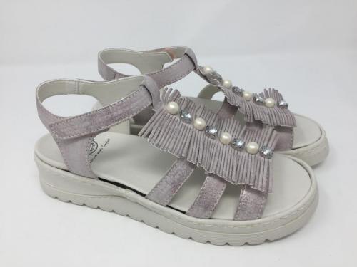 Sandalette zart flieder Gr 41, 119.90 jetzt 60.-