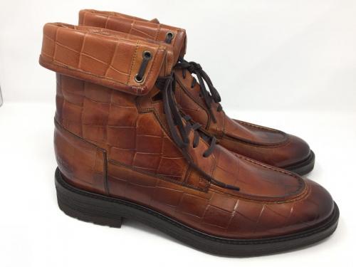 Melvin&Hamilton Boots Kroko Gr 41,42,43,45 und 46, 189.- jetzt 150.-