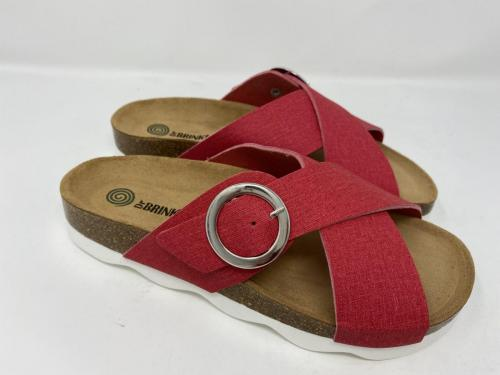 Pantolette rot Gr. 36 - 42, 49.90Größe 41 ausverkauft