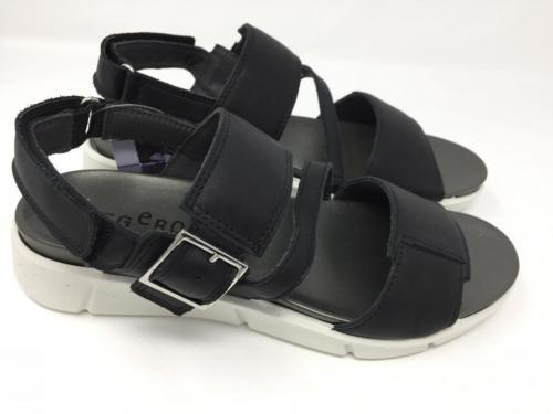 Sandalette schwarz Gr. 37,  89.90 jetzt 45.-