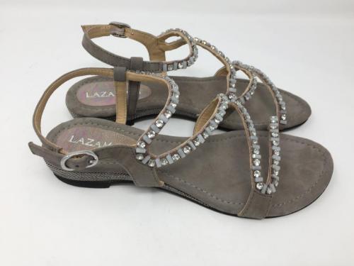Sandalette beige glitzer Gr. 41 und 42, 79.90 jetzt 59.90