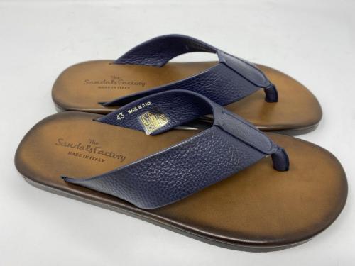 The Sandals Factory Flipflop dunkelblau Gr. 40 - 46, 79.90