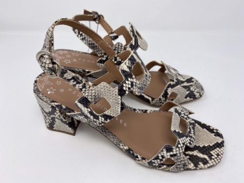 Sandalette snakeprint Gr 37, 119.90 jetzt 60.-