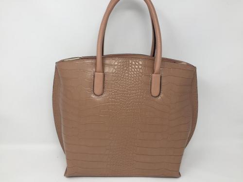 Lederhandtasche Vanille 129.90