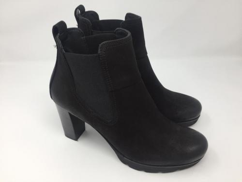 Chelsea Boots mit Blockabsatz schwarz, Gr. 36 -41, 159.-