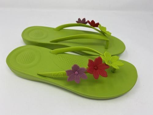 Flipflop grün Gr 36 - 42, 38.-