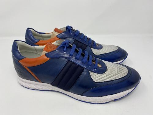 Melvin&Hamilton Sneaker blau Gr. 40 - 45,  159.-