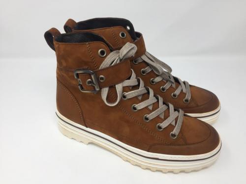 High-Top Sneaker cognac, Gr. 37 - 42, 179.-