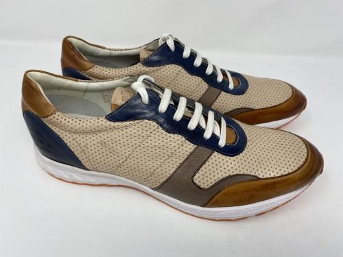 Melvin&Hamilton Sneaker beige braun Gr. 41 -  45, 159.-