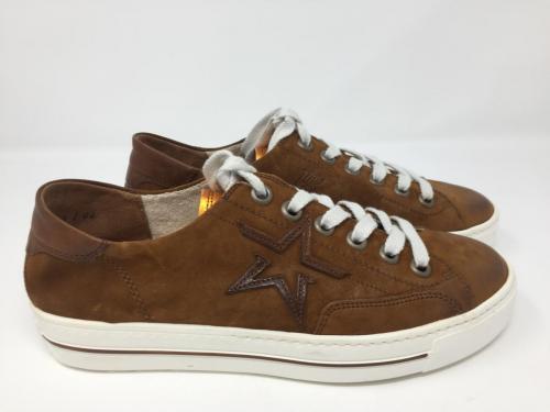 Neu, Sneaker supersoft cognac Gr. 36,5 / 38/ 42/ 43, 145.-