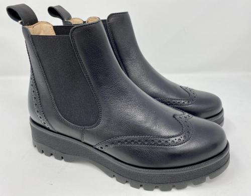 Chelsea Boots schwarz Gr. 37 - 41, 159.-