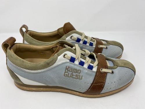 Kamo-Gutsu Sneaker hellblau Gr. 40 - 46, 175.-