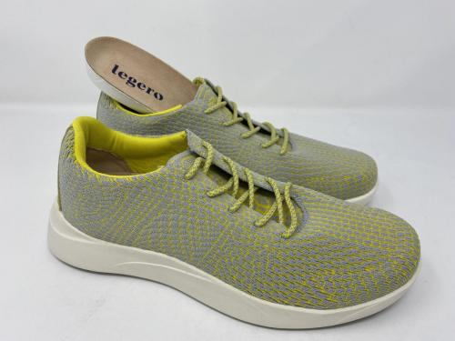 Sneaker grau-gelb Gr. 37 - 42, 89.90