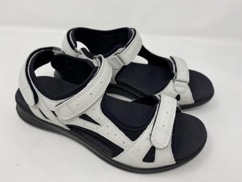 Sandalette weiß Gr. 37 - 42, 79.90