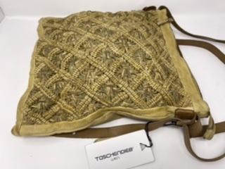 Lederhandtasche mit Rucksackfunktion 199.-