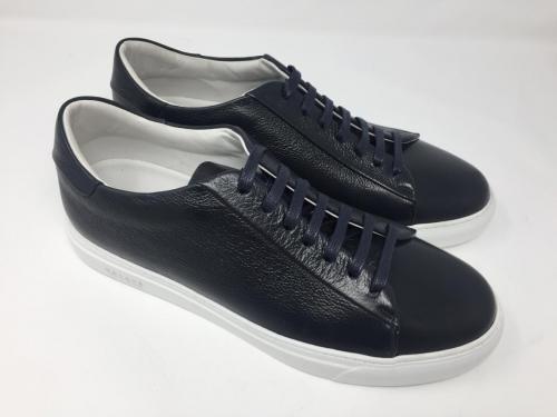 Delave Ledersneaker dunkelblau  Gr 42, 43, 45 und 46, 159.- jetzt 125.-