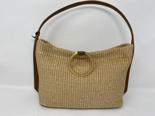 Handtasche Bast Leder 139.90