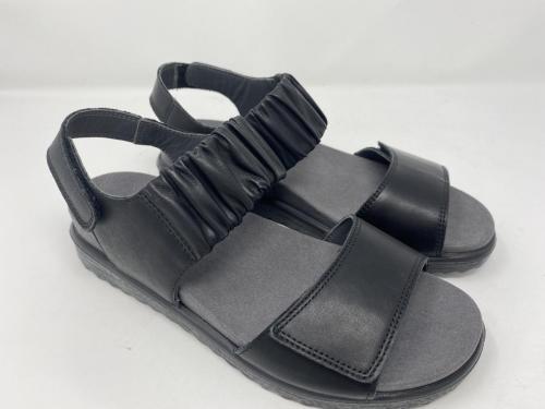 Sandalette schwarz Gr. 37 - 42, 89.90Gr. 41 ausverkauft