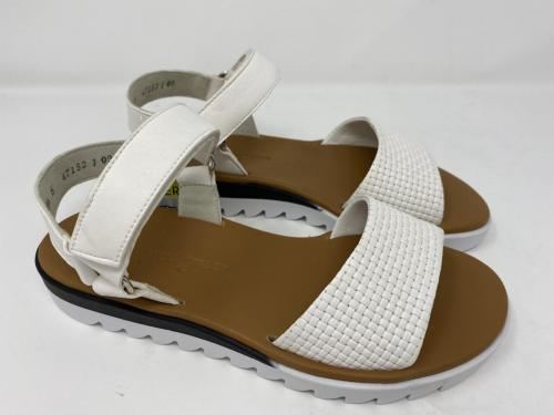 Sandalette weiß Gr. 37 - 42, 119.90Größe 40 ausverkauft