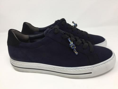 Neu, Sneaker Nubukleder dunkelblau Gr. 36 -42,5 149.-