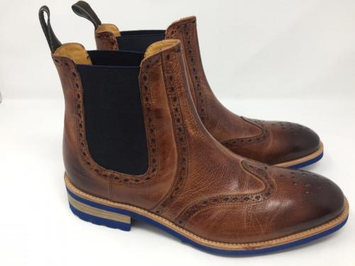 Melvin&Hamilton Chelsea Boots braun Gr. 42 und 45, 169.- jetzt 99.90