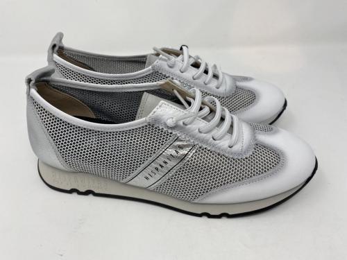 Feiner Sneaker Slip-on, weiß grau Gr. 37 - 42, 129.90Größe 38 ausverkauft