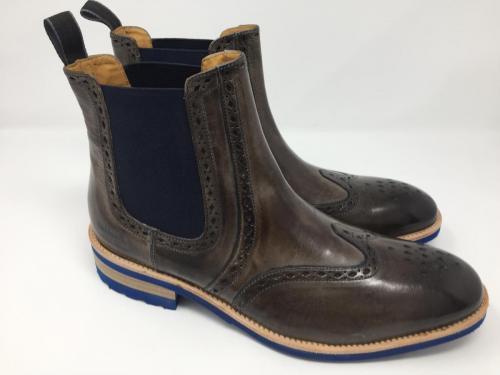 Melvin&Hamilton Chelsea Boots grau Gr 42 - 46, 169.- jetzt 99.90