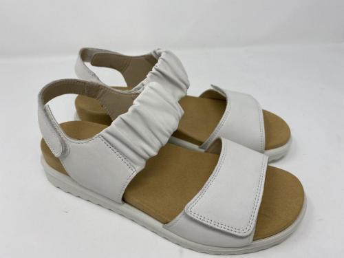 Sandalette weiß Gr. 36 - 41, 89.90Gr. 39 und 40 ausverkauft