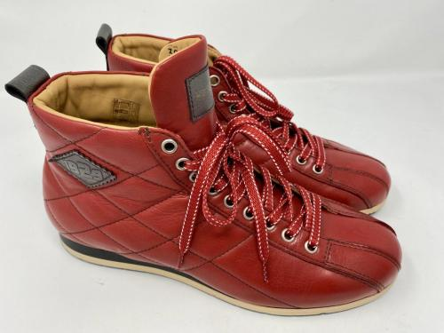 Boxing Boots rot, Gr. 37 und 42, 169.- jetzt 84.50