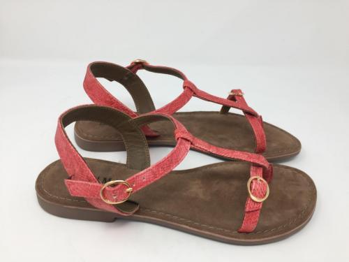 Flipfop Sandalette rot Gr. 37, 40 und 41, 49.90 jetzt 39.90