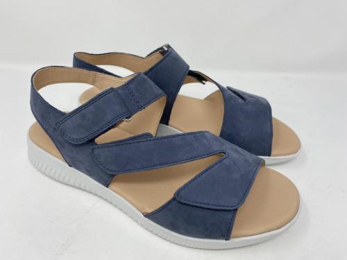 Bequeme Sandaletten blau Gr. 37 - 42, 89.90