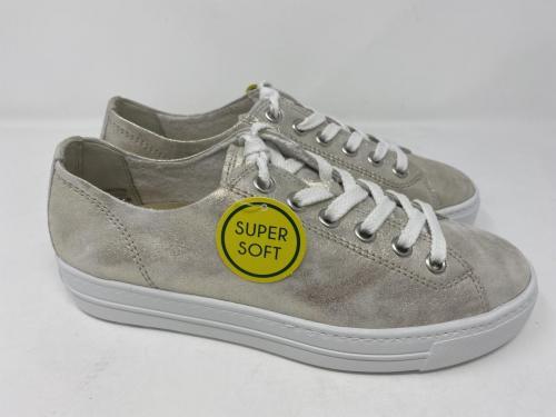 Sneaker metallic Gr. 37 - 43, 139.90Größe 38, 39 und 40 ausverkauft