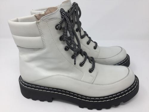 Boots weiß, Gr. 36 - 41, 159.- cooler Trendschuh