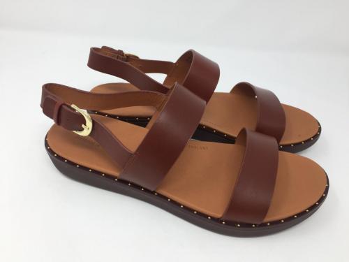 Sandalette braun,  Gr. 37,  110.- jetzt 79.90