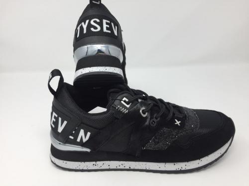 Sneaker schwarz von Sixtyseven, Gr. 40. 69.90 jetzt 35.-