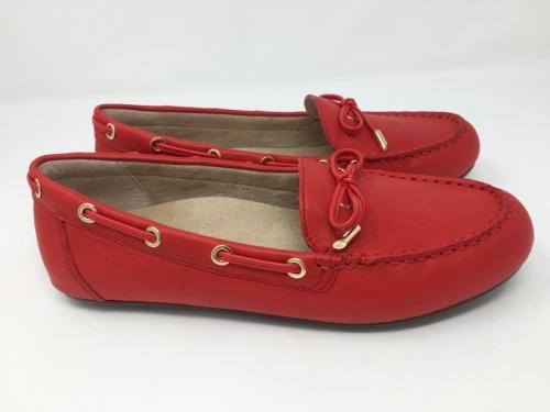 Slipper rot mit Fußbett Gr. 36 - 42, 139.90 jetzt 110.-