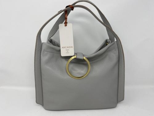 Handtasche grau, 199.-