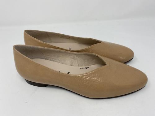 Ballerina sand Knautschlack Gr. 36 - 42, 89.90 jetzt 44.95 Gr. 40 ausverkauft