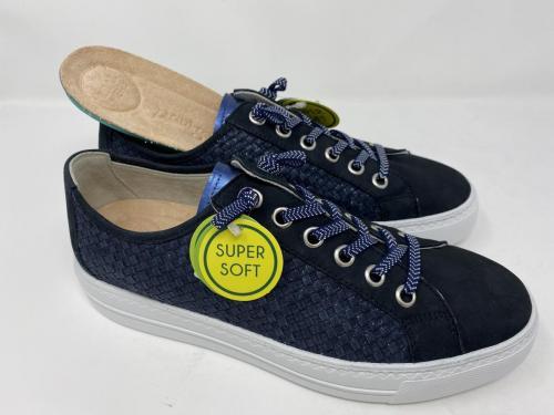 Slip-on Sneaker dunkelblau Gr. 39 und 42, 159.90